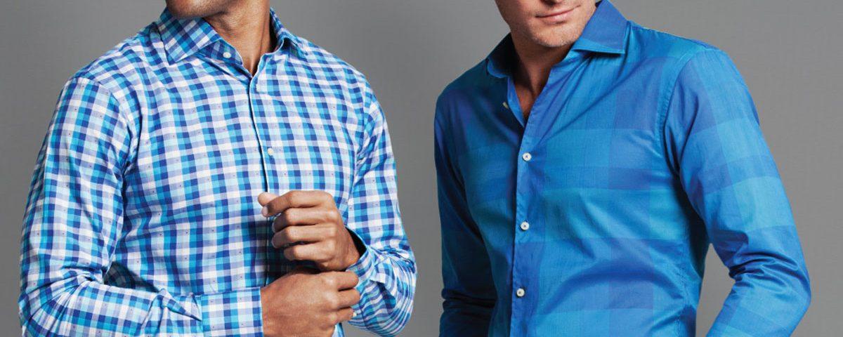 Thomas Dean casual shirts for men