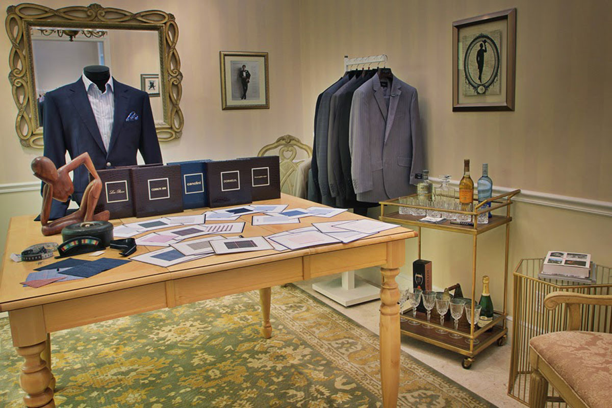 Custom Clothing at RICARDO Custom Clothing Store